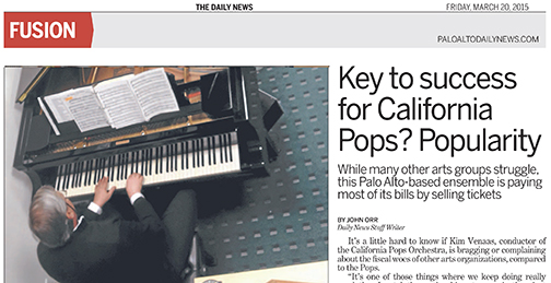 The Daily News California Pops Key to Success